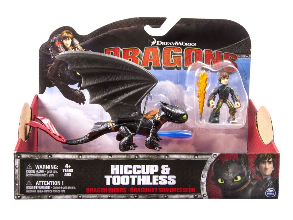 Забавни играчки Spin Master Dragons 34.00293