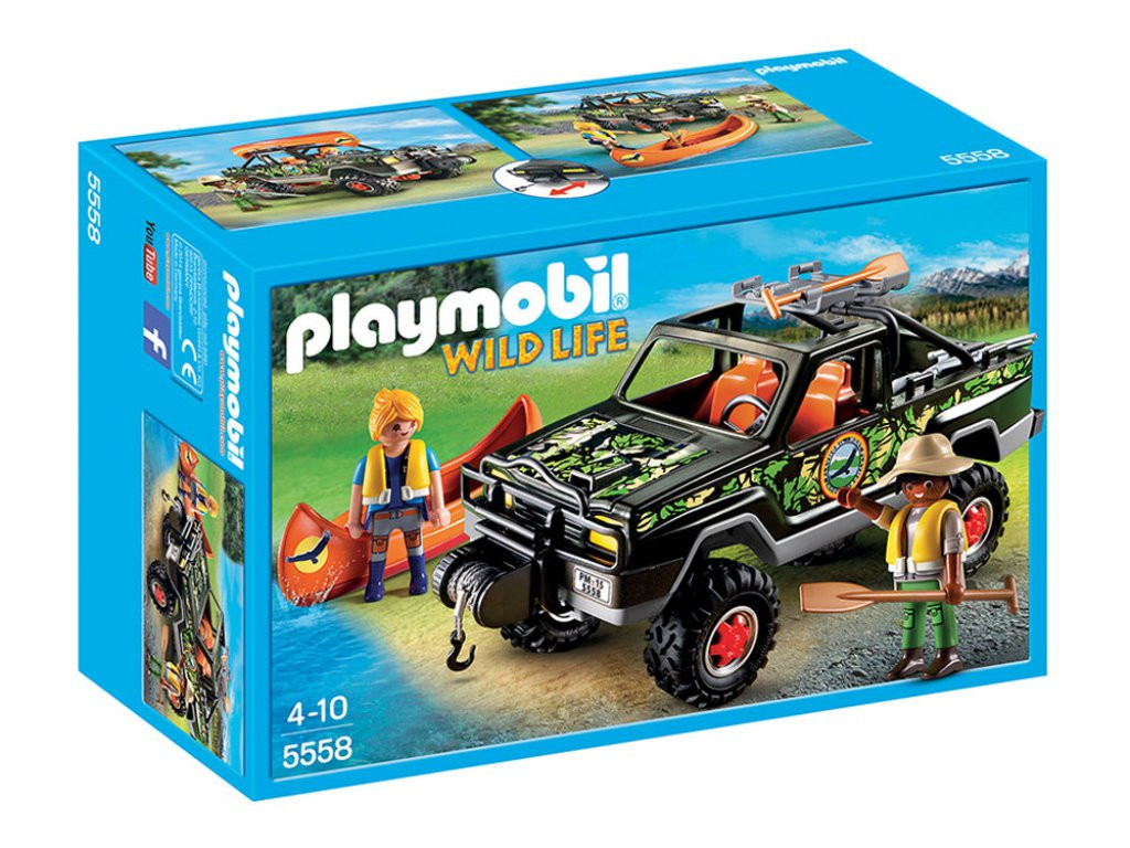 Ролеви игри Playmobil Wild Life 5558