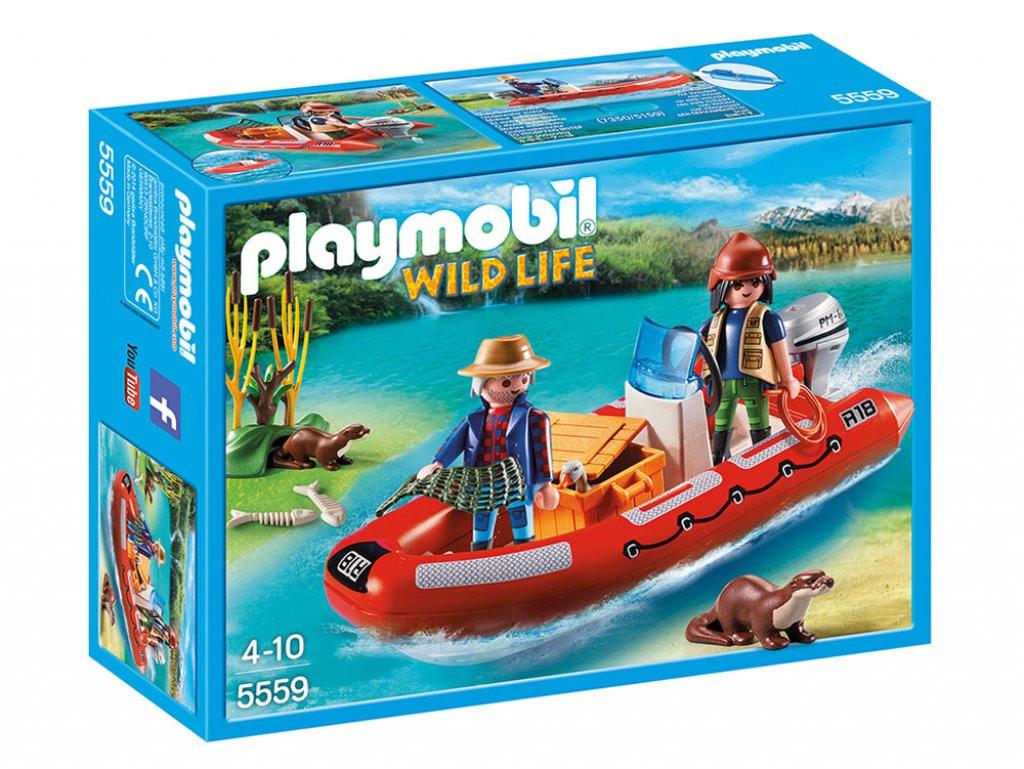 Ролеви игри Playmobil Wild Life 5559