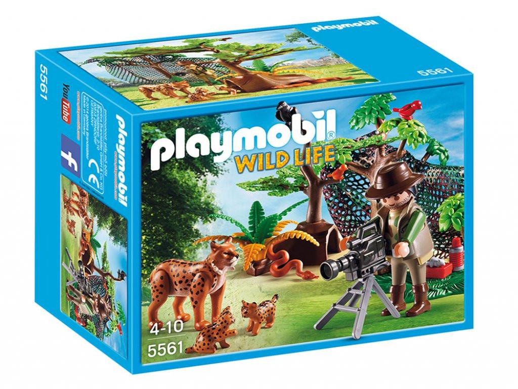 Ролеви игри Playmobil Wild Life 5561