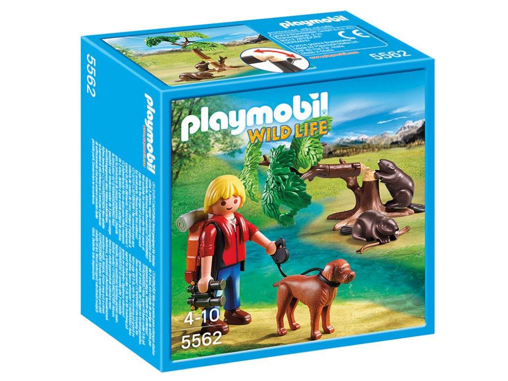 Ролеви игри Playmobil Wild Life 5562
