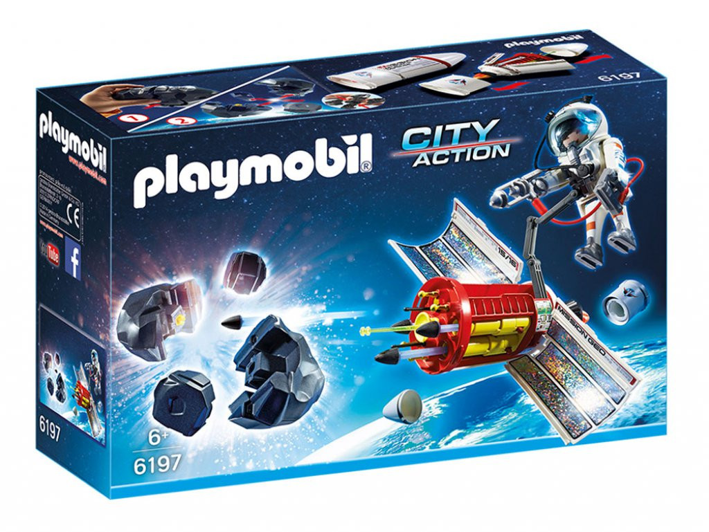 Ролеви игри Playmobil City Action 6197