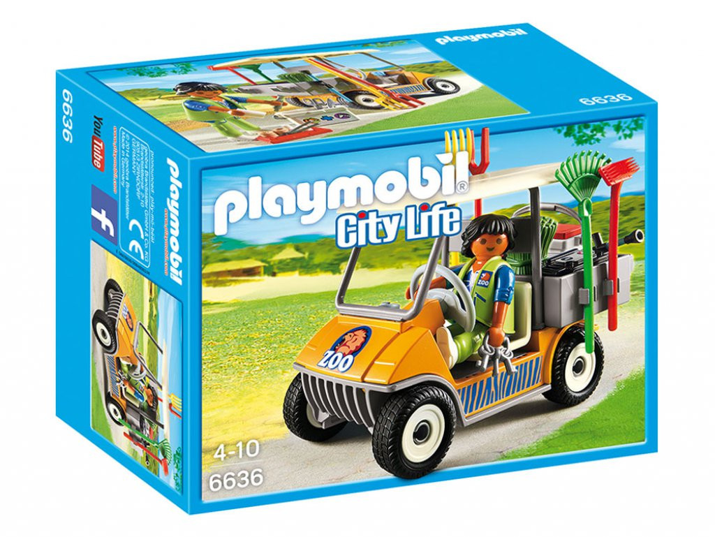 Ролеви игри Playmobil City Life 6636