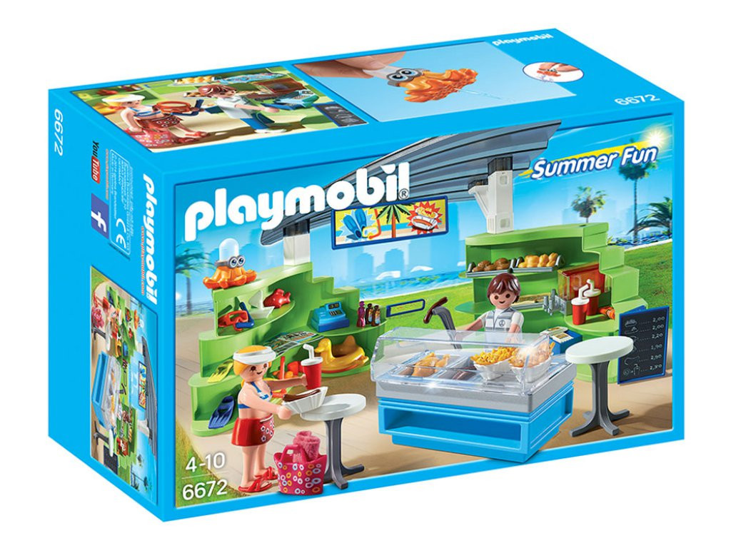 Ролеви игри Playmobil Summer Fun 6672