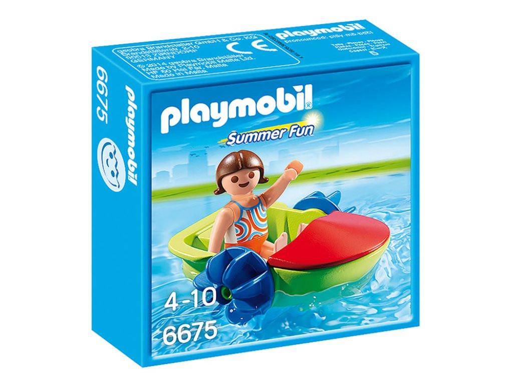 Ролеви игри Playmobil Summer Fun 6675