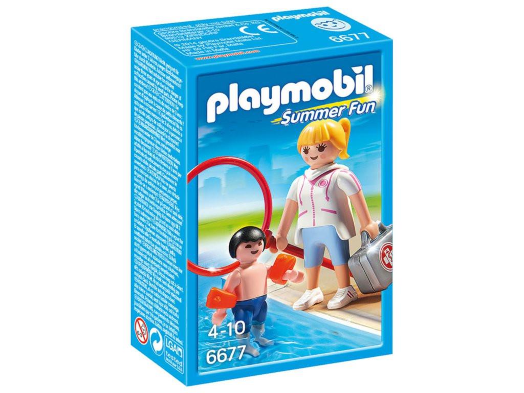 Ролеви игри Playmobil Summer Fun 6677