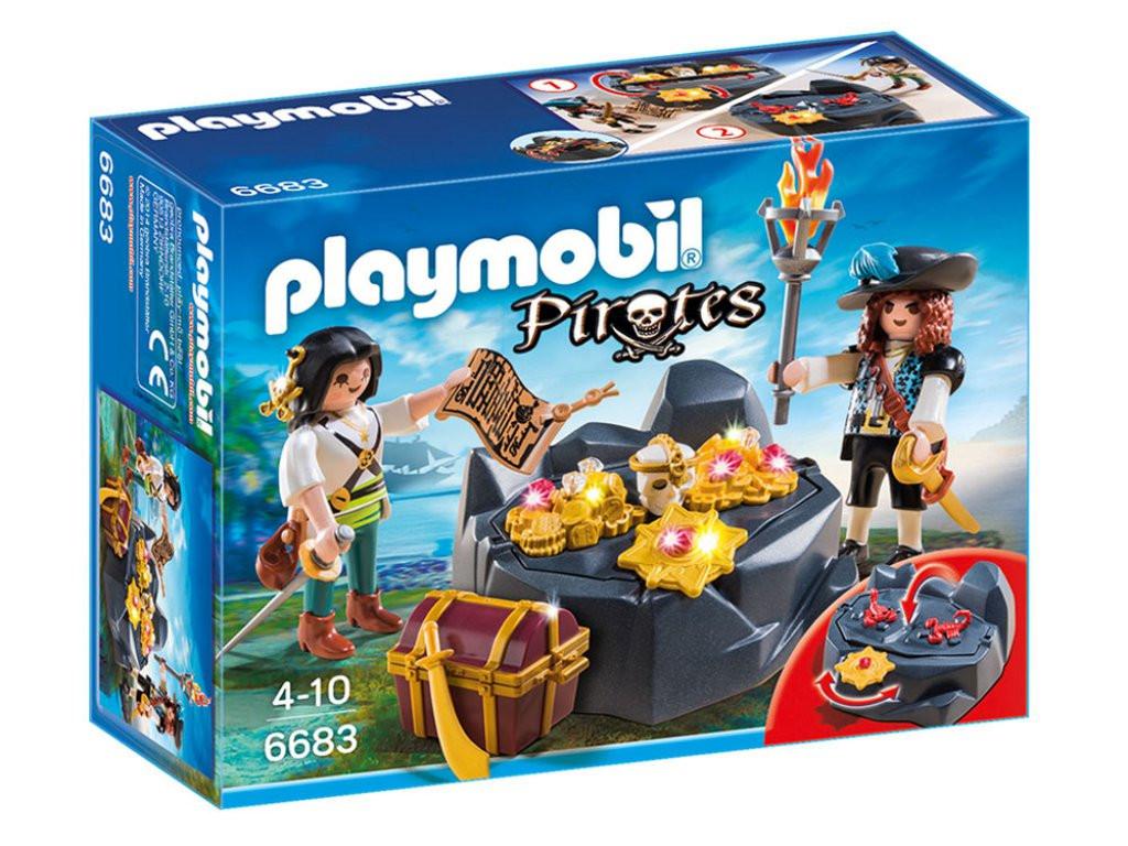 Ролеви игри Playmobil Pirates 6683