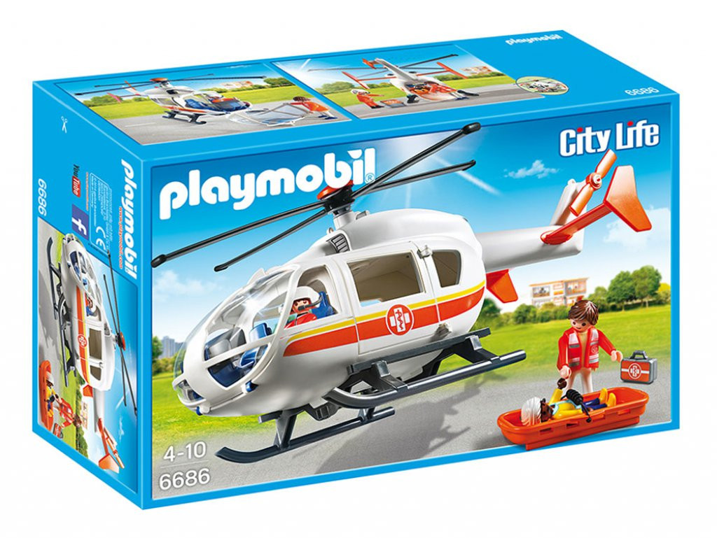 Ролеви игри Playmobil City Life 6686