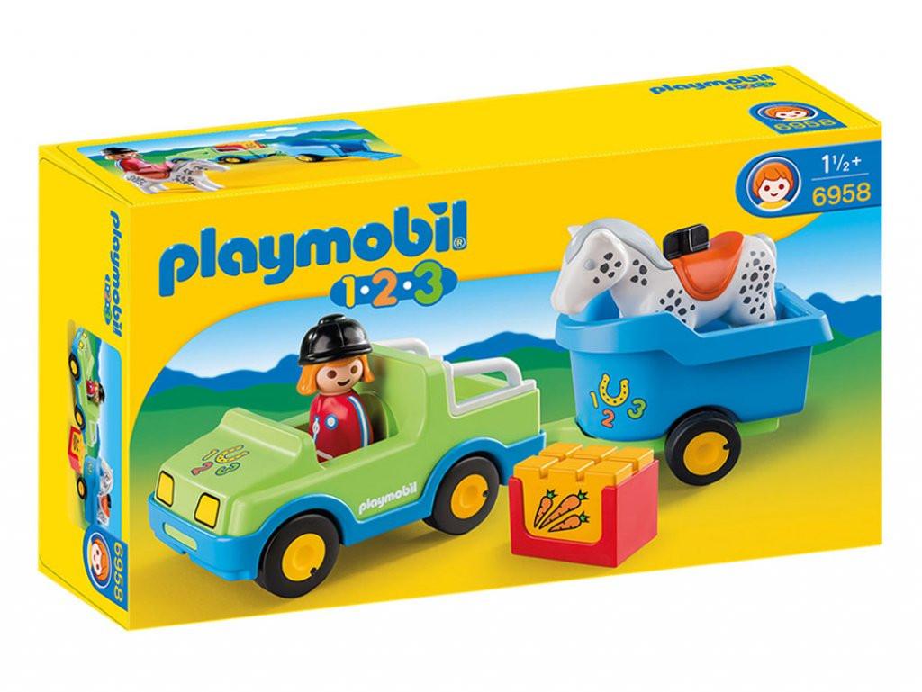 Ролеви игри Playmobil 1-2-3 6958