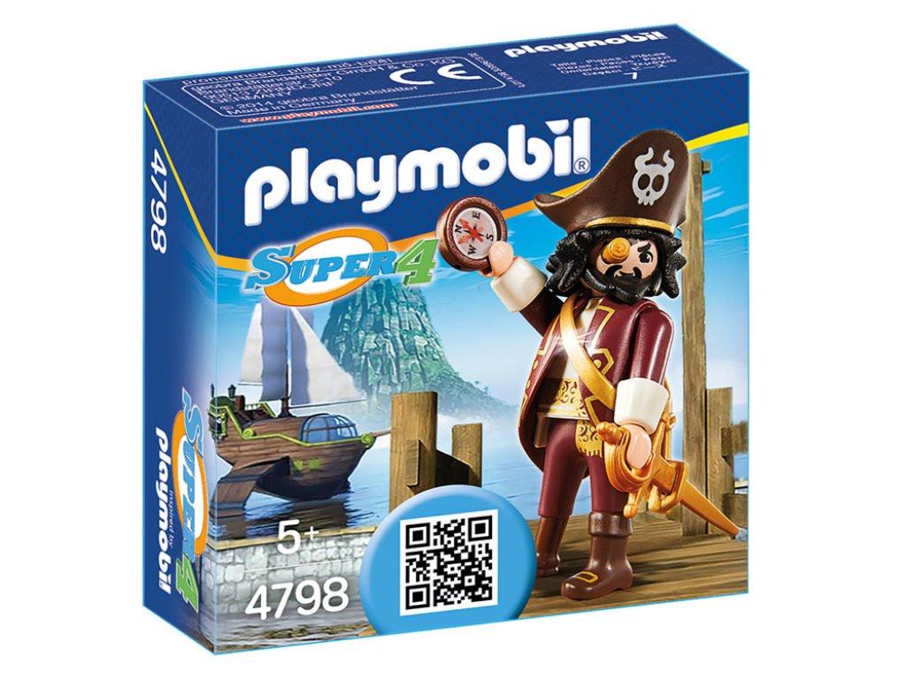 Ролеви игри Playmobil Super 4 4798