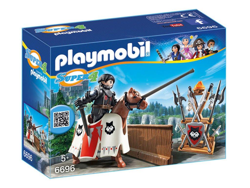 Ролеви игри Playmobil Super 4 6696