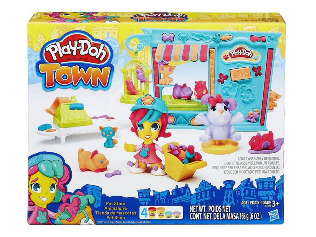 Моделиране Hasbro Play Doh B3418