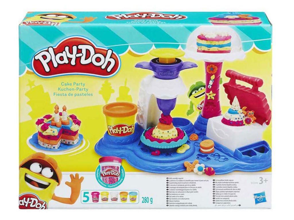 Моделиране Hasbro Play Doh B3399