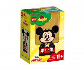 Конструктор ЛЕГО ДУПЛО 10898 - Моята първа конструкция Mickey