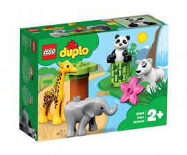 Конструктор ЛЕГО DUPLO® Town 10904 - Бебета животни