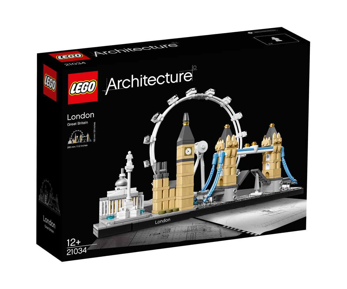 Конструктор ЛЕГО Architecture 21034