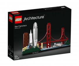Конструктор ЛЕГО Архитектура 21043 - Сан Франциско