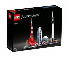 Конструктор ЛЕГО Architecture 21051