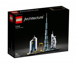 Конструктор ЛЕГО Architecture 21052