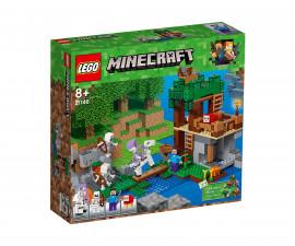 Конструктор ЛЕГО Minecraft 21146