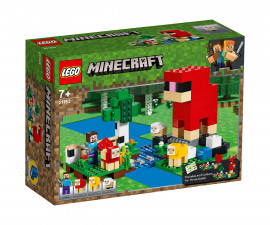 Контрукотр ЛЕГО Minecraft 21153