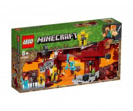 Контрукотр ЛЕГО Minecraft 21154