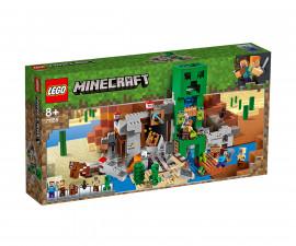 Контрукотр ЛЕГО Minecraft 21155