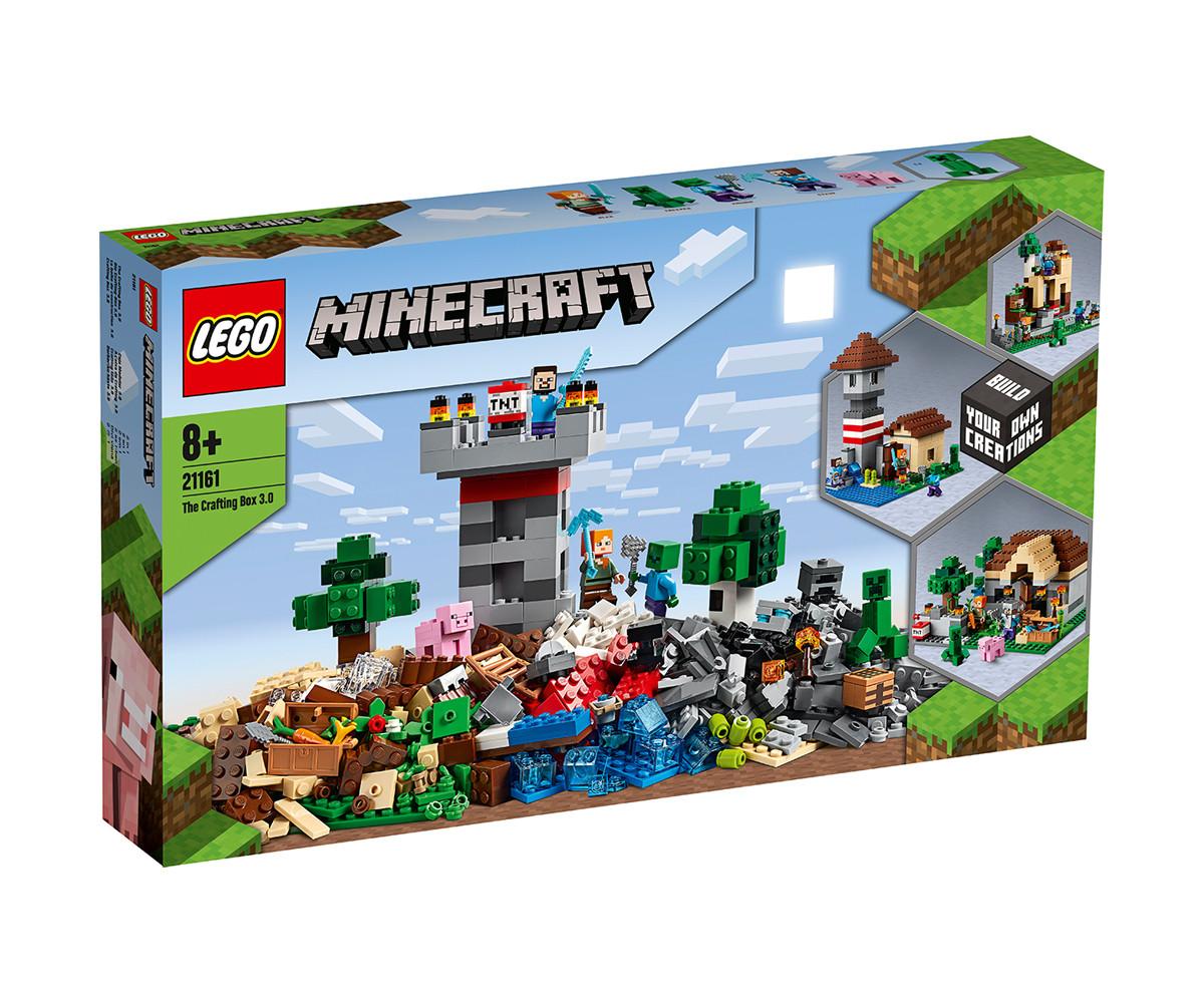 Конструктор ЛЕГО Minecraft 21161
