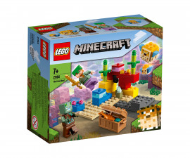 Конструктор ЛЕГО Minecraft 21164