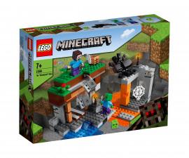 Конструктор ЛЕГО Minecraft 21166