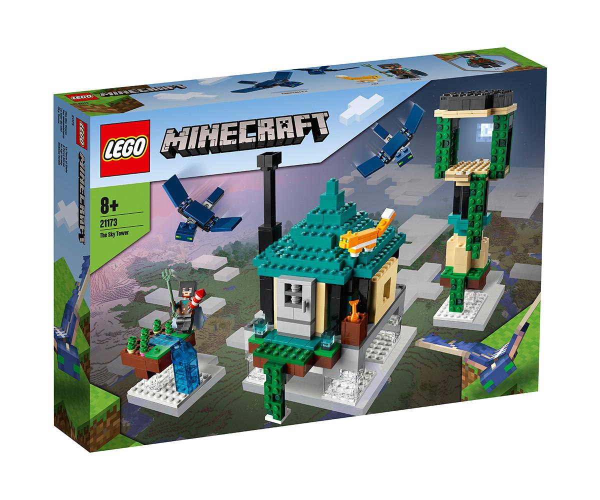 Конструктор ЛЕГО Minecraft 21173