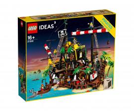 Конструктор ЛЕГО Ideas 21322