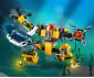 Конструктор ЛЕГО Криейтър 31090 - Подводен робот thumb 7