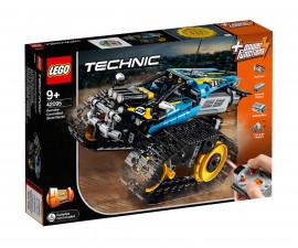 Конструктор ЛЕГО Technic 42095 - Каскадьорска кола с дистанционно управление