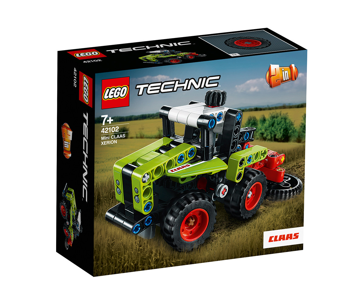 Конструктор ЛЕГО Technic 42102