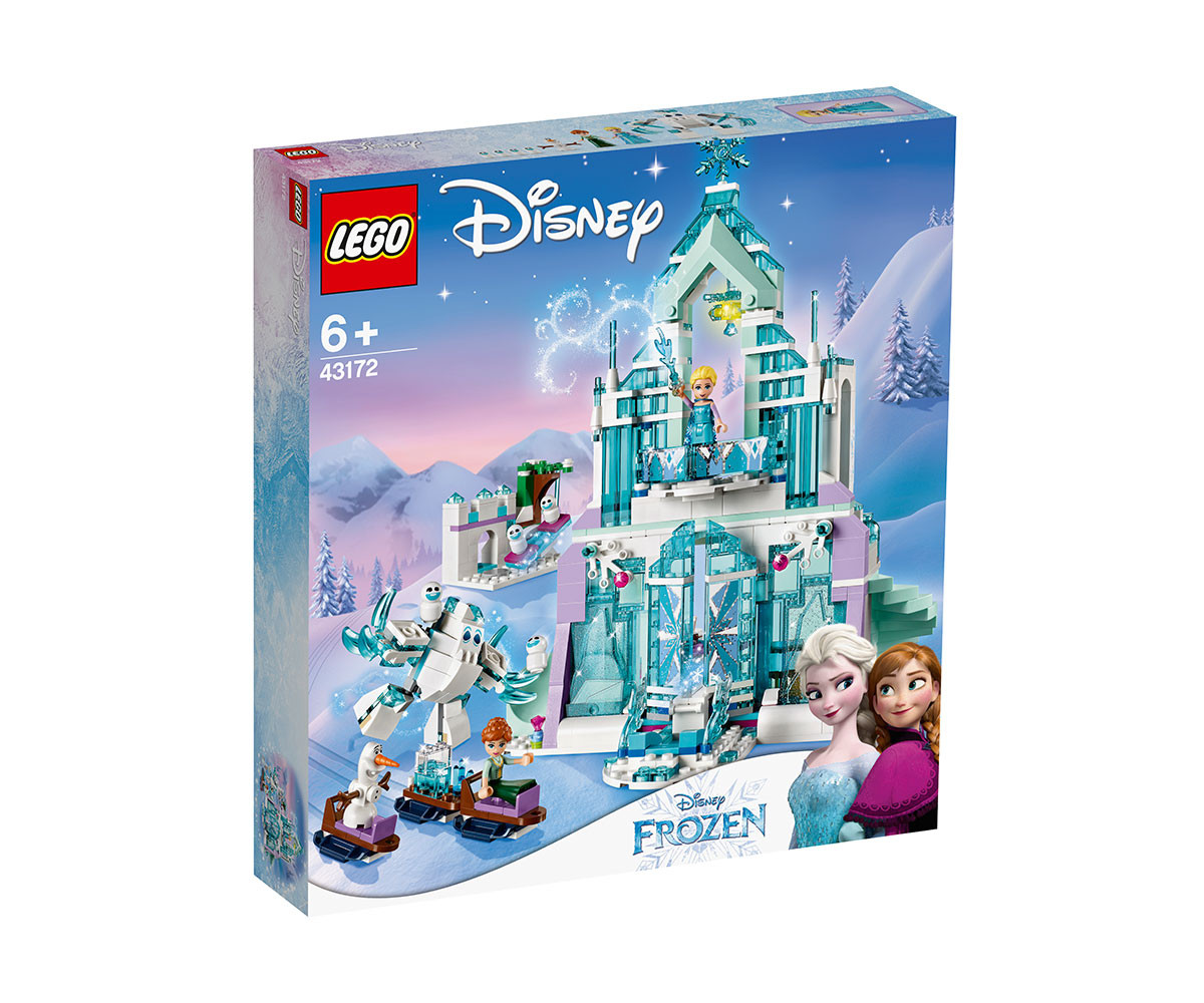 Контрукотр ЛЕГО Disney Princess 43172