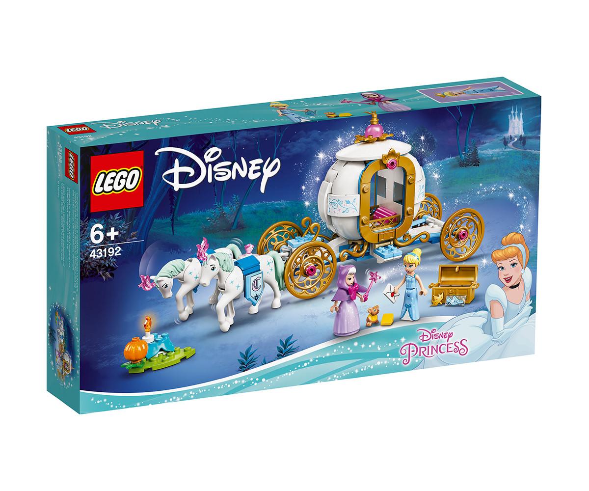 Конструктор ЛЕГО Disney Princess 43192