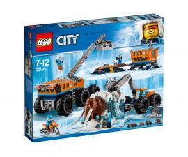 Конструктор LEGO® City 60195 - Арктически Изследователи - мобилна изследователска база