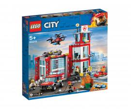 Конструктор ЛЕГО City 60215 - Пожарна команда