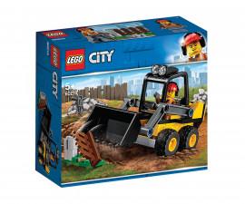 Конструктор ЛЕГО City 60219 - Строителен товарач