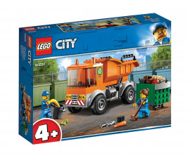 Конструктор ЛЕГО City 60220 - Боклукчийски камион