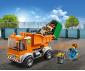 Конструктор ЛЕГО City 60220 - Боклукчийски камион thumb 5