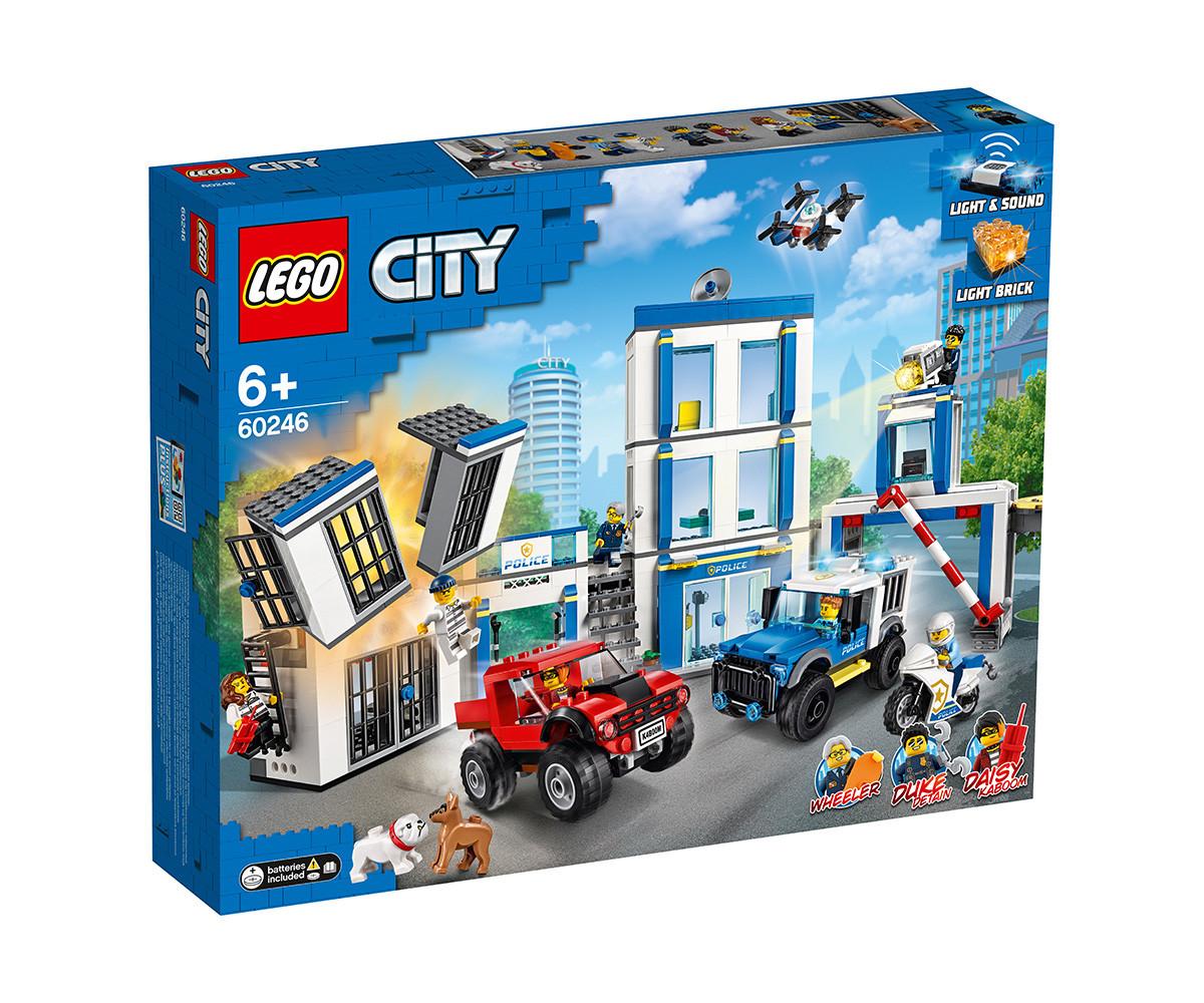 Конструктор ЛЕГО City Police 60246