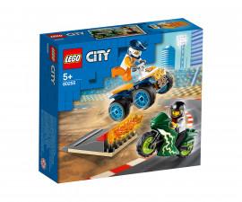 Конструктор ЛЕГО City Nitro Wheels 60255