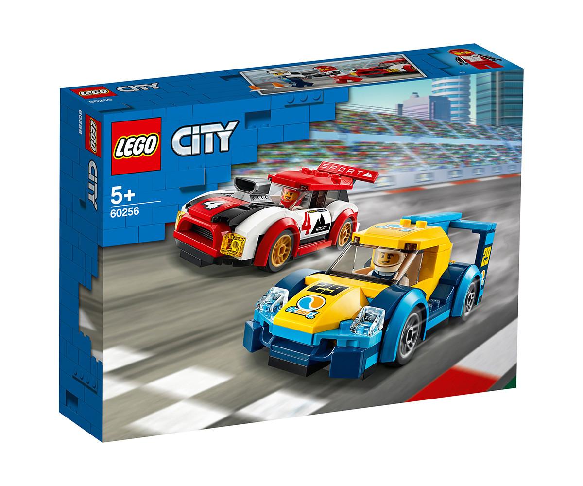 Конструктор ЛЕГО City Nitro Wheels 60256