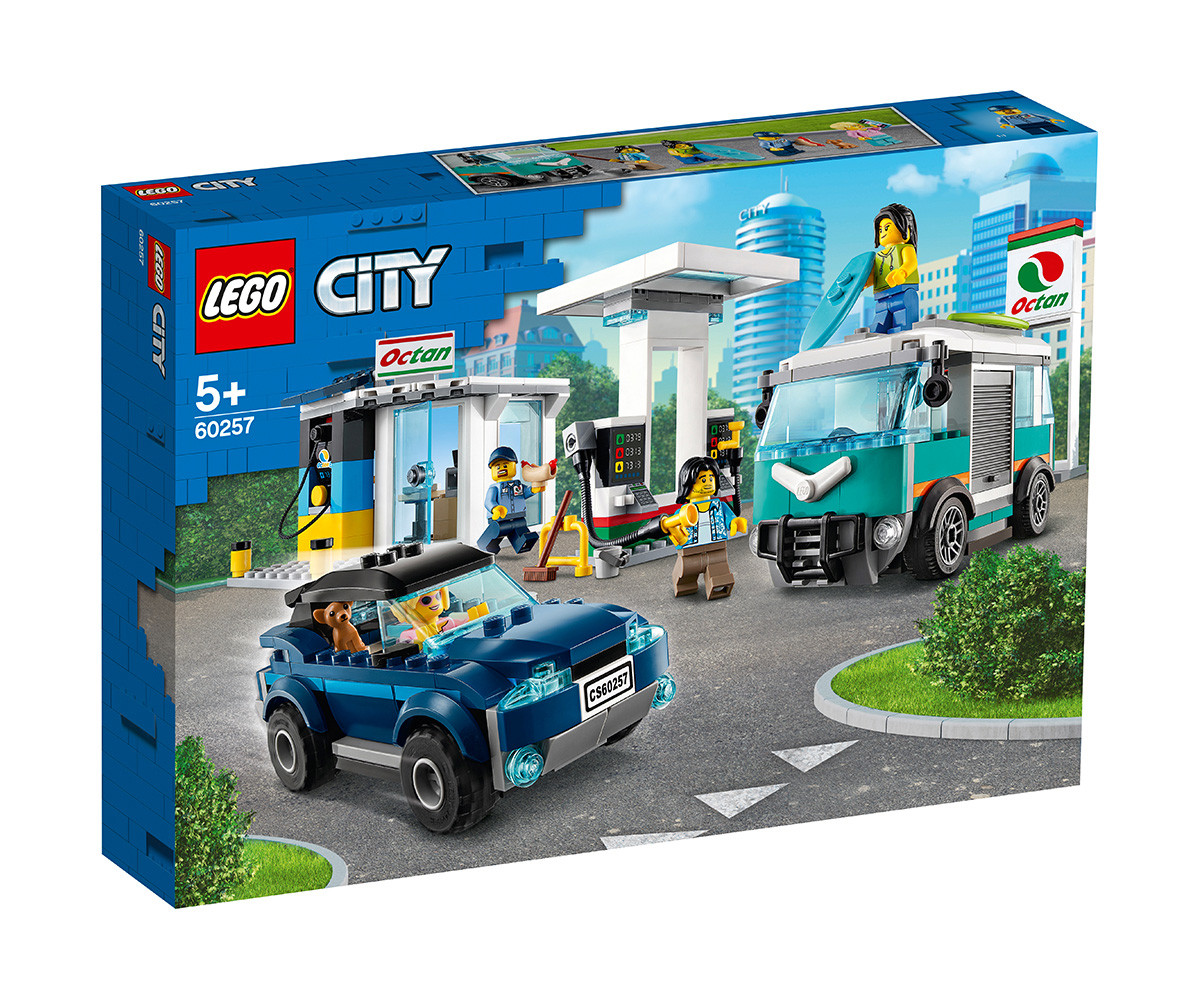 Конструктор ЛЕГО City Nitro Wheels 60257