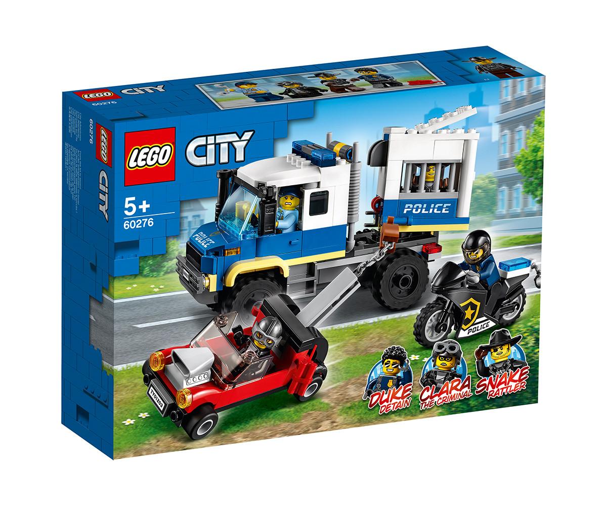 Конструктор ЛЕГО City Police 60276