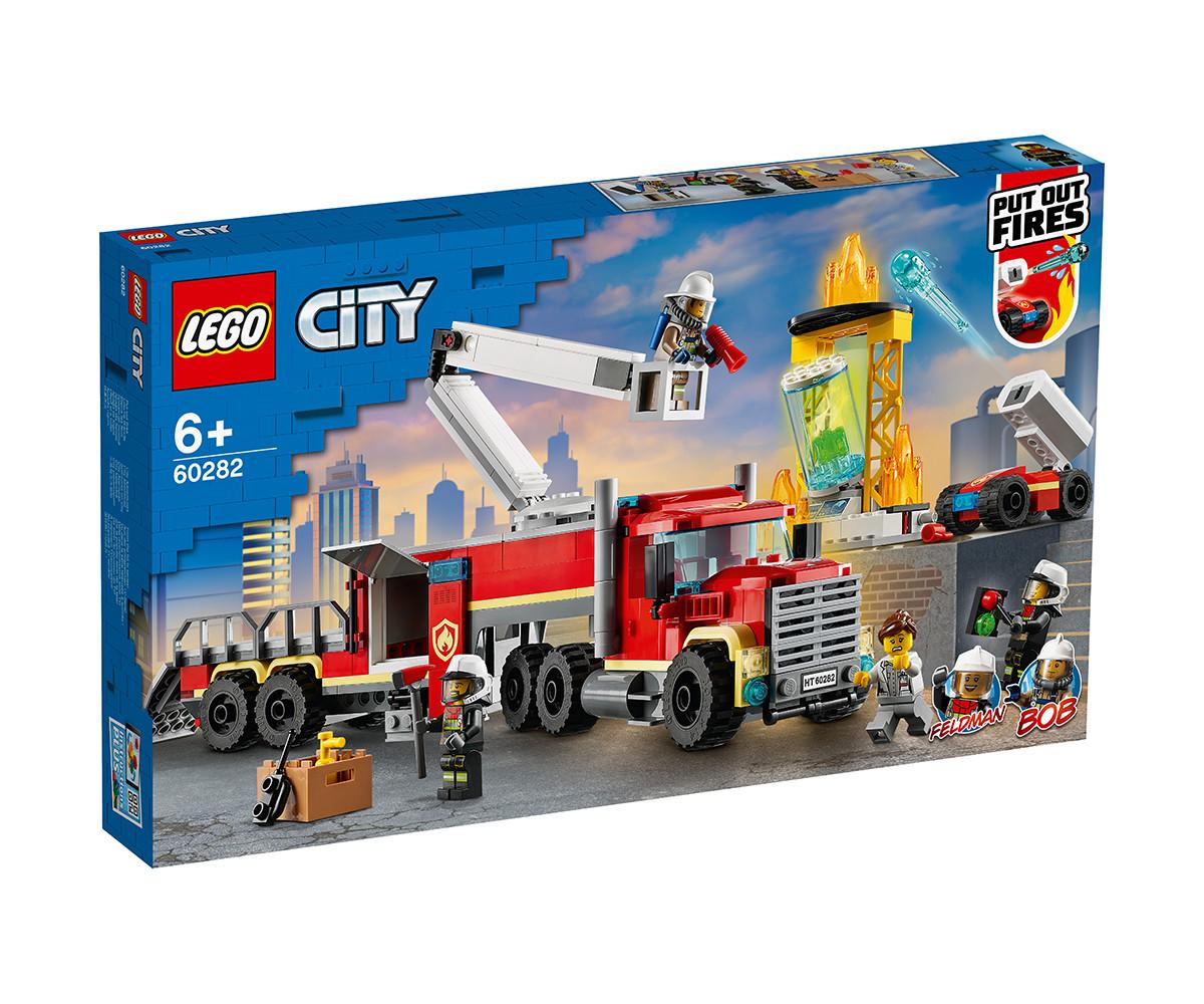 Конструктор ЛЕГО City Fire 60282