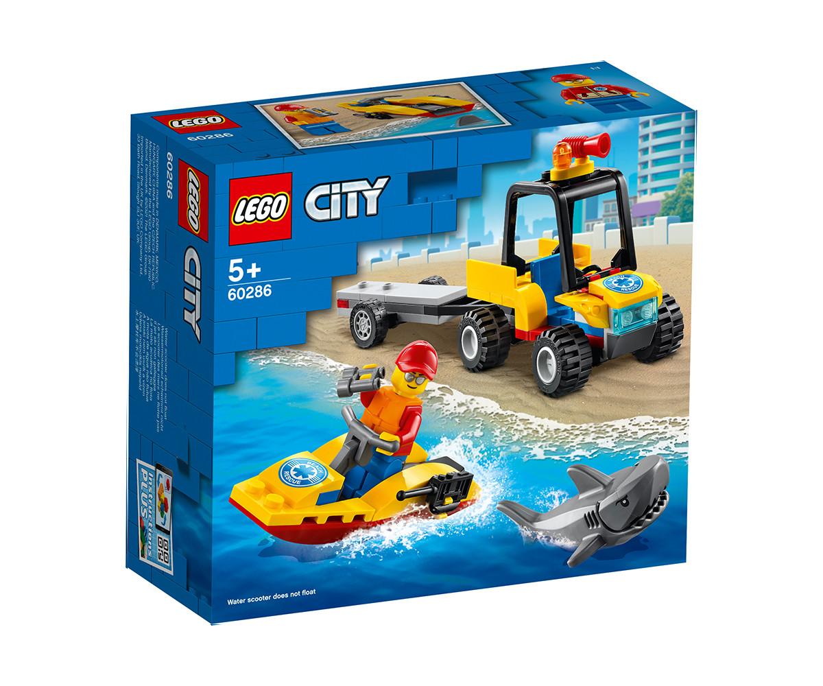 Конструктор ЛЕГО City Great Vehicles 60286