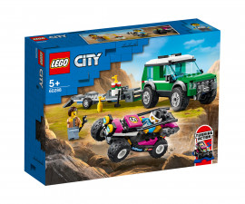 Конструктор ЛЕГО City Great Vehicles 60288